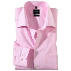 Košeľa Olymp Luxor Modern Fit, ružová